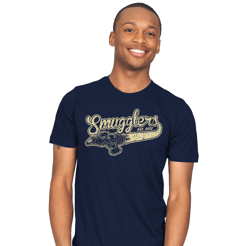Smugglers - Mens - T-Shirts - RIPT Apparel