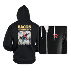 Bacon Fantasy #15 - Hoodies - Hoodies - RIPT Apparel