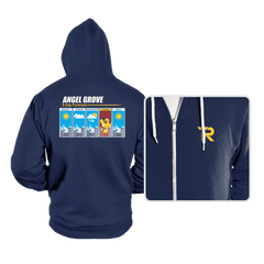 Angel Grove Forecast - Hoodies - Hoodies - RIPT Apparel