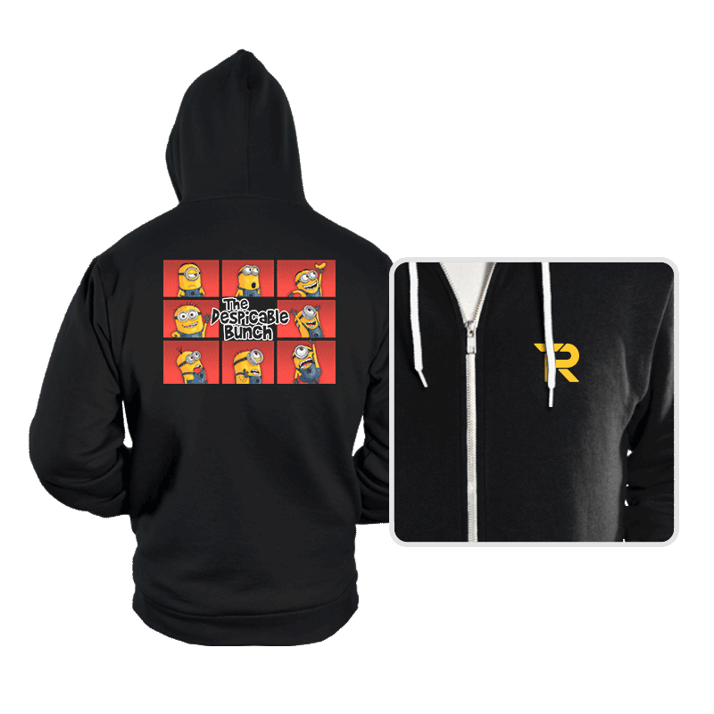 DESPICABLE BUNCH - Hoodies - Hoodies - RIPT Apparel