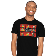 DESPICABLE BUNCH - Mens - T-Shirts - RIPT Apparel