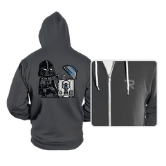 Robotic Trashcan - Hoodies - Hoodies - RIPT Apparel
