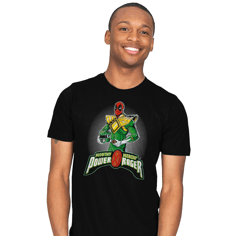 Green Power Rager - Mens - T-Shirts - RIPT Apparel