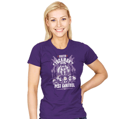 Stockman's Pest Control - Womens - T-Shirts - RIPT Apparel