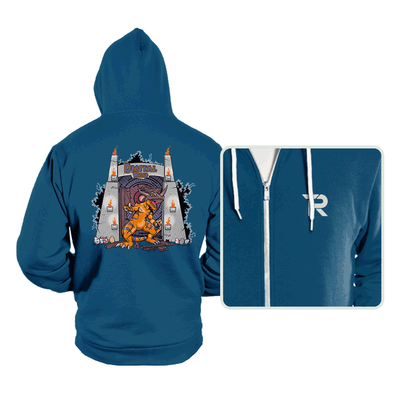 The Digital Gate - Hoodies - Hoodies - RIPT Apparel