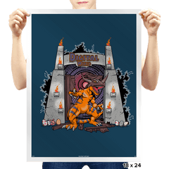The Digital Gate - Prints - Posters - RIPT Apparel