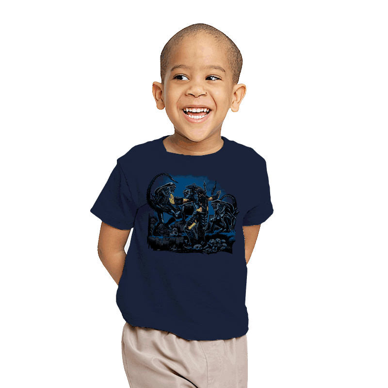 Alien Squad - Youth - T-Shirts - RIPT Apparel