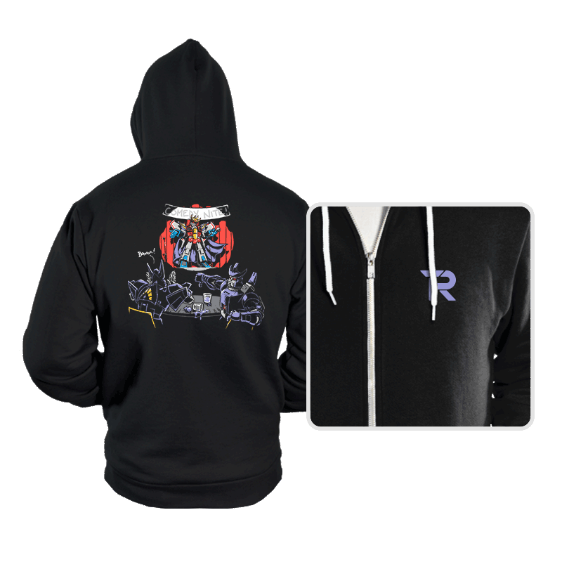 This is Bad Comedy - Hoodies - Hoodies - RIPT Apparel
