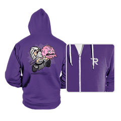 Dimension X Bros. - Hoodies - Hoodies - RIPT Apparel