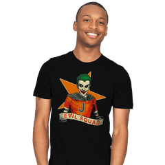 Evil Squad - Mens - T-Shirts - RIPT Apparel