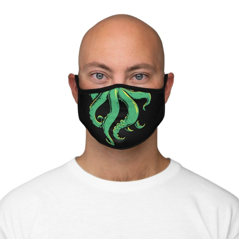 Cthulove Exclusive - Face Mask - Face Masks - RIPT Apparel