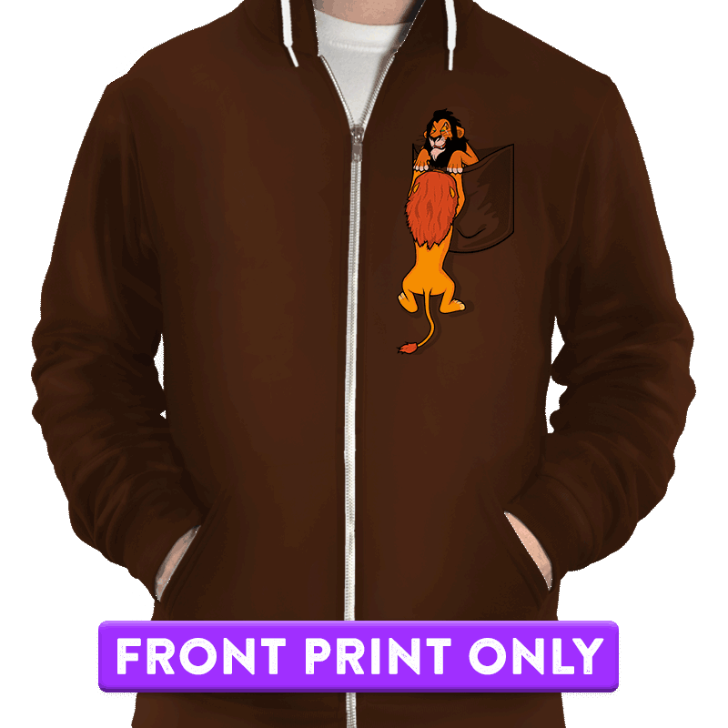 Precipocket - Hoodies - Hoodies - RIPT Apparel