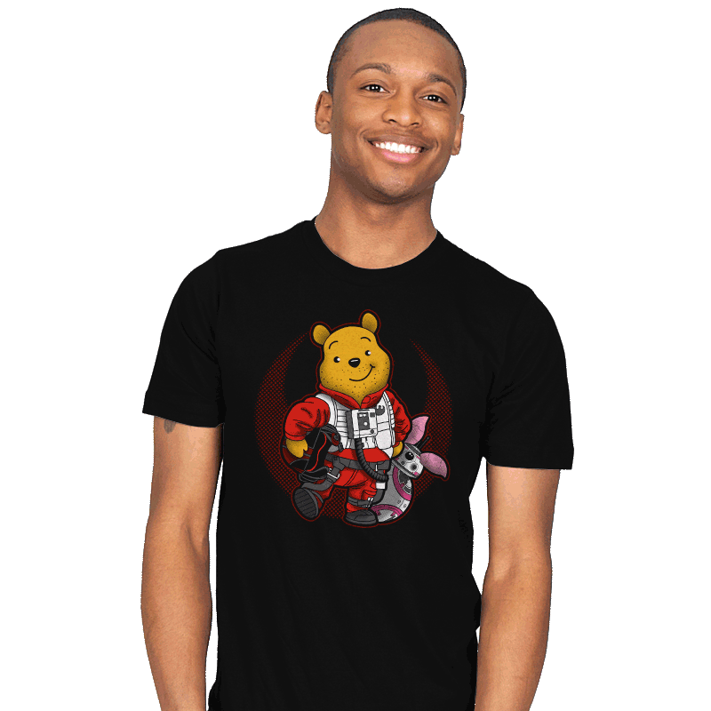 Pooh Dameron - Mens - T-Shirts - RIPT Apparel