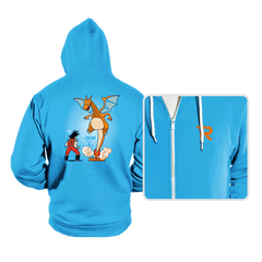 Not the Dragon You Are Looking for - Hoodies - Hoodies - RIPT Apparel