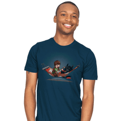 Aloha Dragon - Mens - T-Shirts - RIPT Apparel