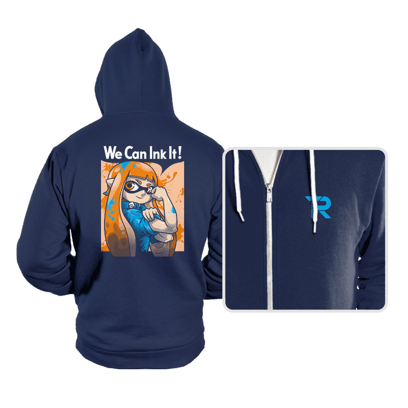 We Can Ink It! - Hoodies - Hoodies - RIPT Apparel