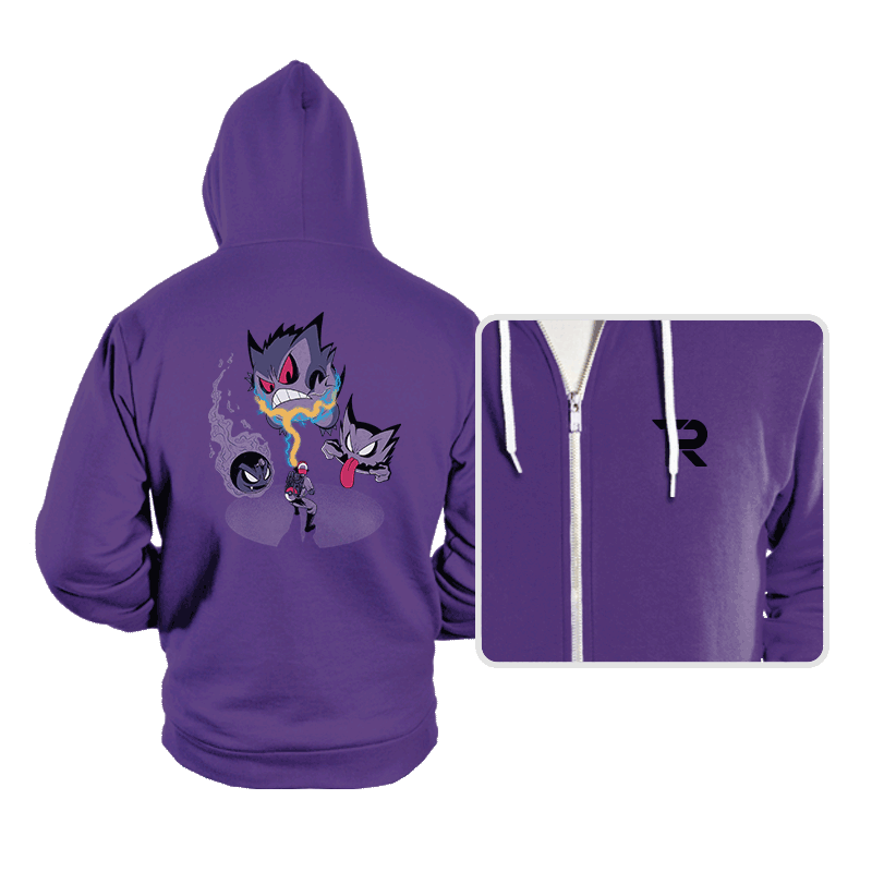 Pokebusters - Hoodies - Hoodies - RIPT Apparel