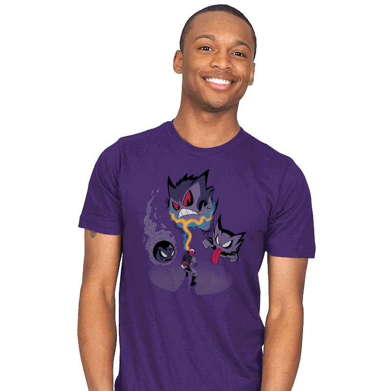 Pokebusters - Mens - T-Shirts - RIPT Apparel