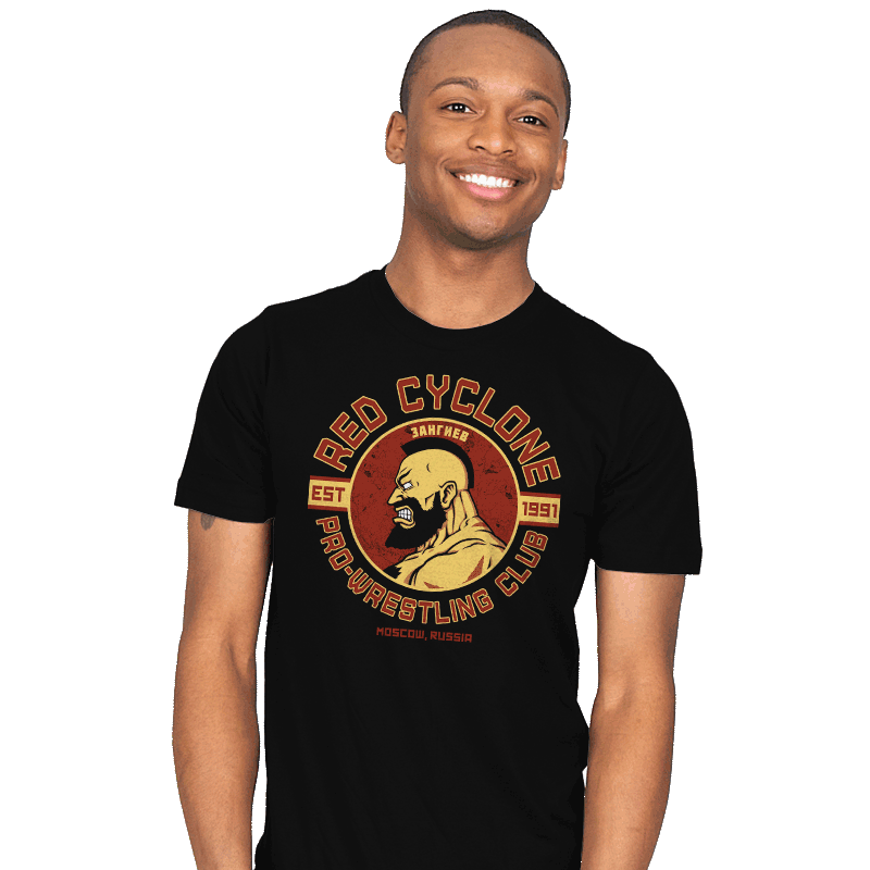 Pro-Wrestling Club - Mens - T-Shirts - RIPT Apparel