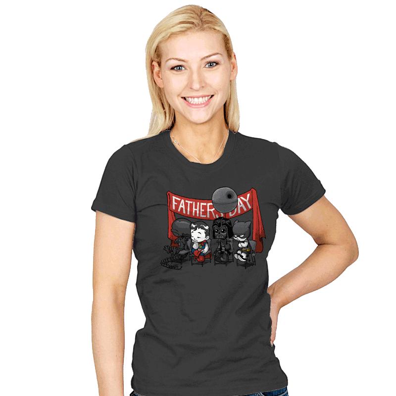 Happy Father's Day! - Womens - T-Shirts - RIPT Apparel