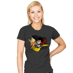 Dragon Snitch - Womens - T-Shirts - RIPT Apparel