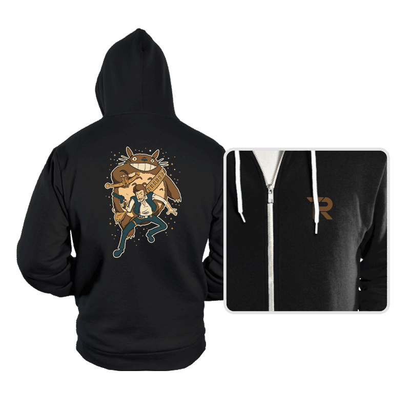 Ghibli Wars - Hoodies - Hoodies - RIPT Apparel