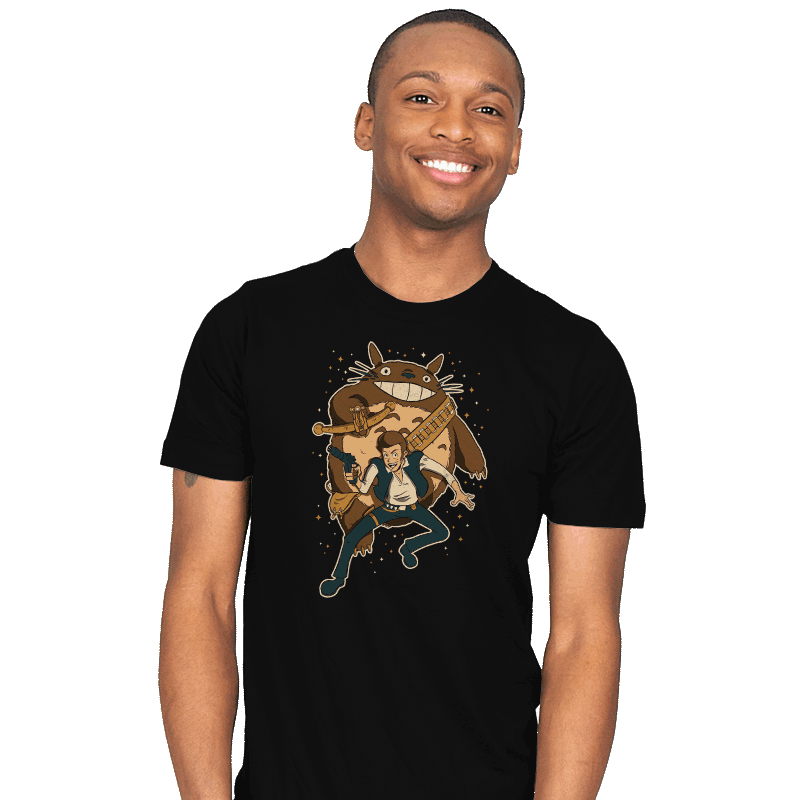 Ghibli Wars - Mens - T-Shirts - RIPT Apparel