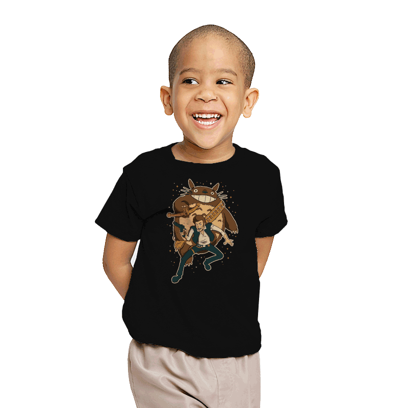 Ghibli Wars - Youth - T-Shirts - RIPT Apparel