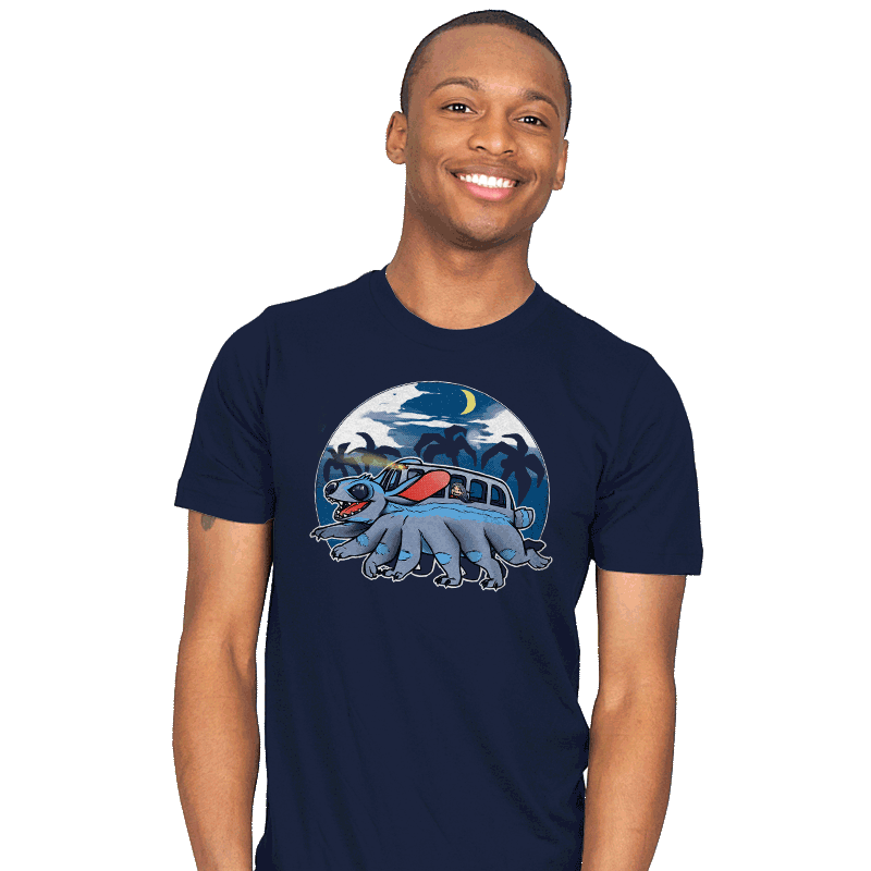 Stitch Bus - Mens - T-Shirts - RIPT Apparel