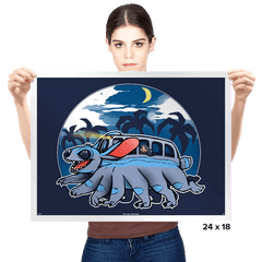 Stitch Bus - Prints - Posters - RIPT Apparel