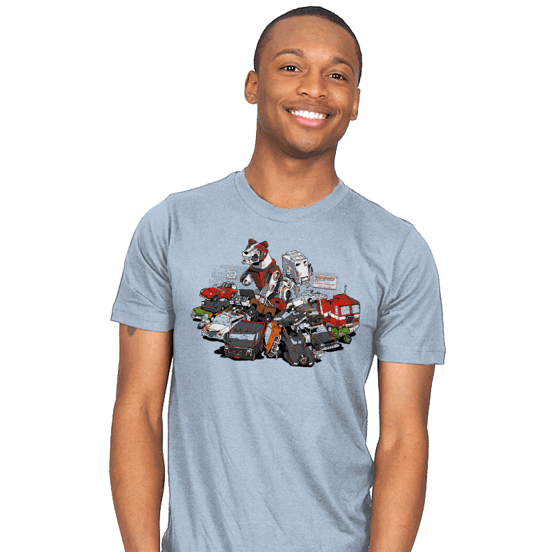 Raiders of the Lost Parts - Mens - T-Shirts - RIPT Apparel