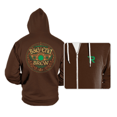 Bag End Brew - Hoodies - Hoodies - RIPT Apparel
