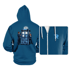 The Agents have the Phone Box - Hoodies - Hoodies - RIPT Apparel