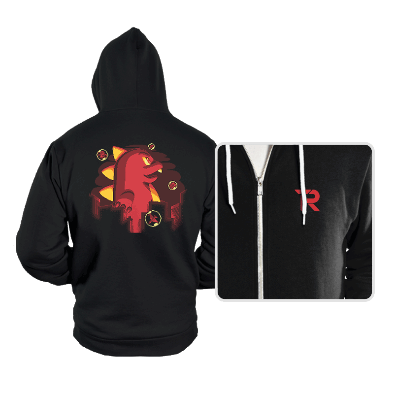 Bubblezilla - Hoodies - Hoodies - RIPT Apparel