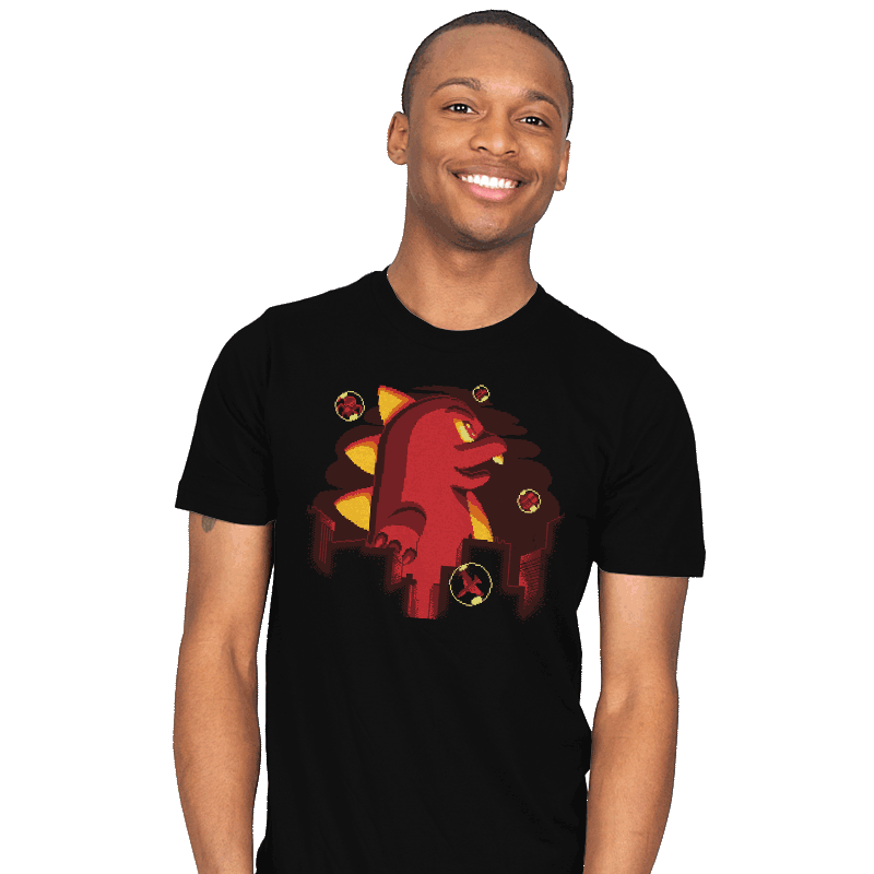 Bubblezilla - Mens - T-Shirts - RIPT Apparel