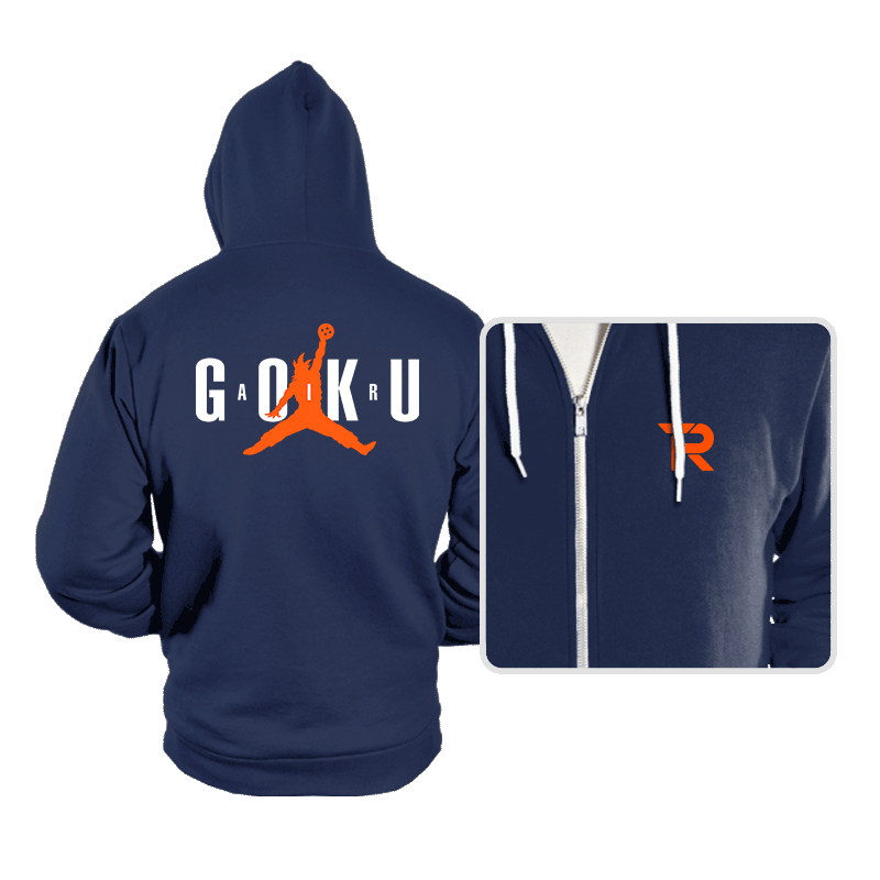 Air Goku - Hoodies - Hoodies - RIPT Apparel