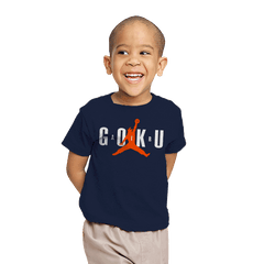 Air Goku - Youth - T-Shirts - RIPT Apparel