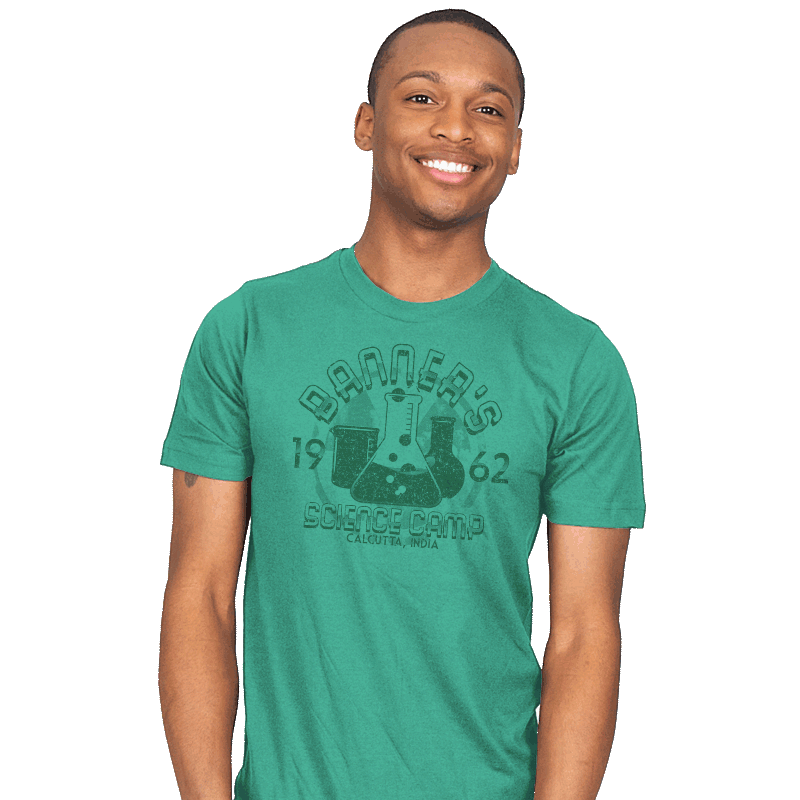 Science Camp Exclusive - Mens - T-Shirts - RIPT Apparel