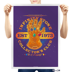 Stone Collector's Club Exclusive - Prints - Posters - RIPT Apparel