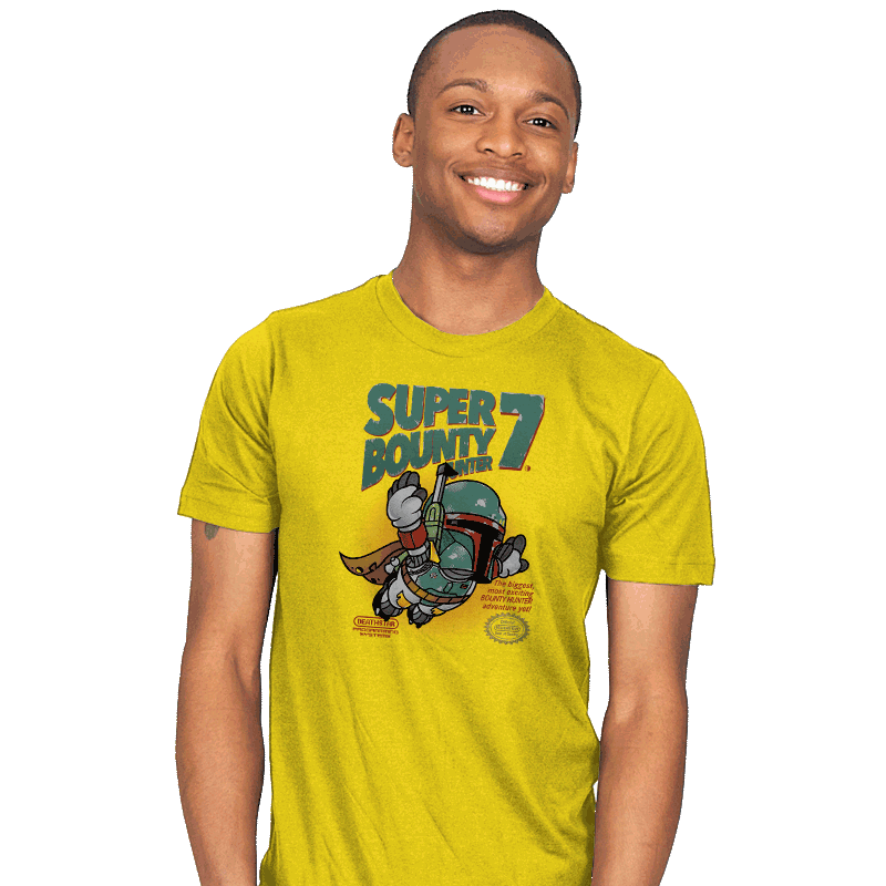 Super Bounty Hunter 7 Exclusive - Mens - T-Shirts - RIPT Apparel
