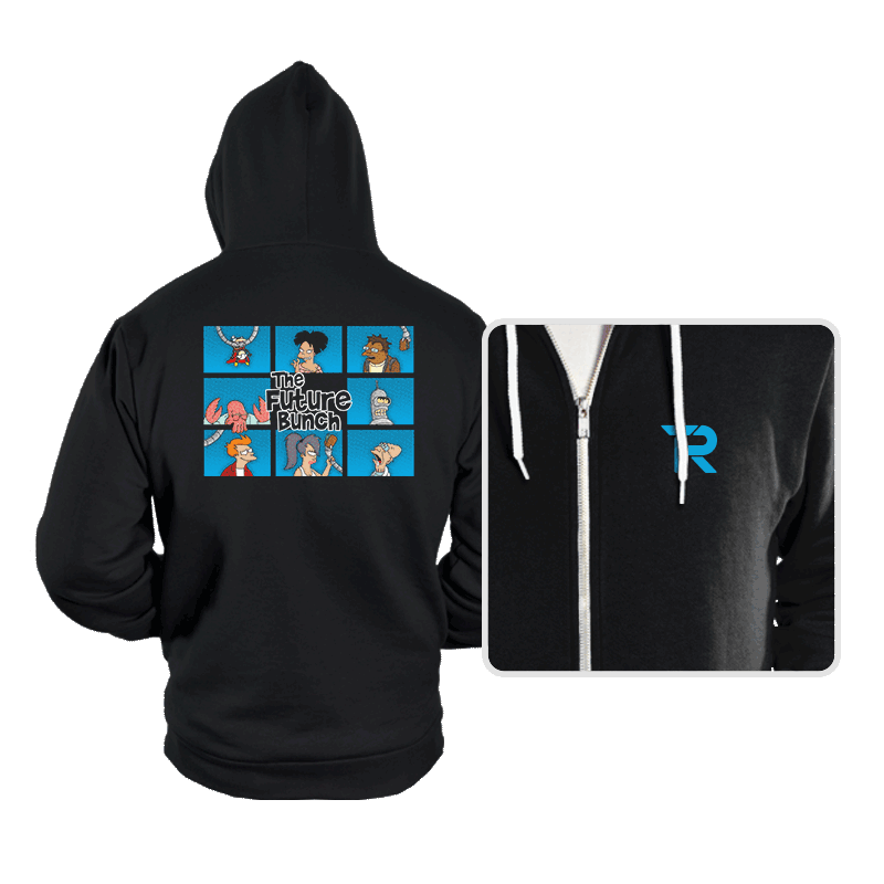 The Future Bunch - Hoodies - Hoodies - RIPT Apparel