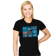 The Future Bunch - Womens - T-Shirts - RIPT Apparel
