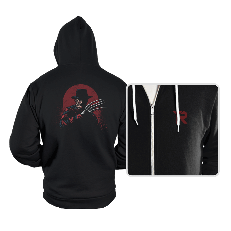 Crimson Terror - Hoodies - Hoodies - RIPT Apparel