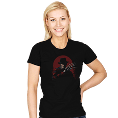 Crimson Terror - Womens - T-Shirts - RIPT Apparel