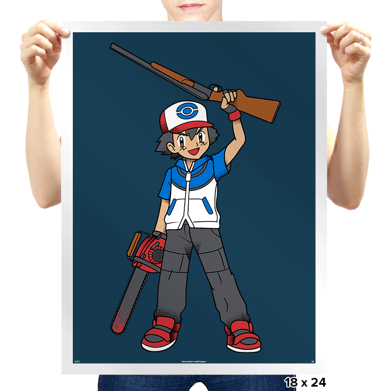 Ash - Prints - Posters - RIPT Apparel