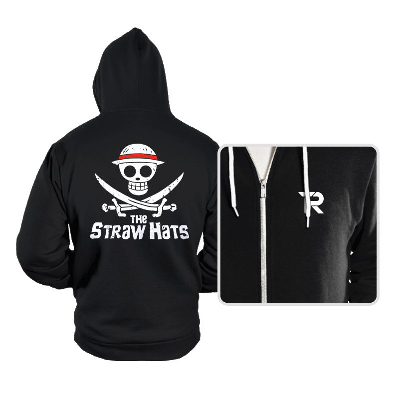 The Straw Hats - Hoodies - Hoodies - RIPT Apparel