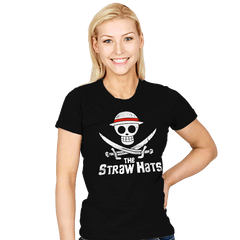 The Straw Hats - Womens - T-Shirts - RIPT Apparel
