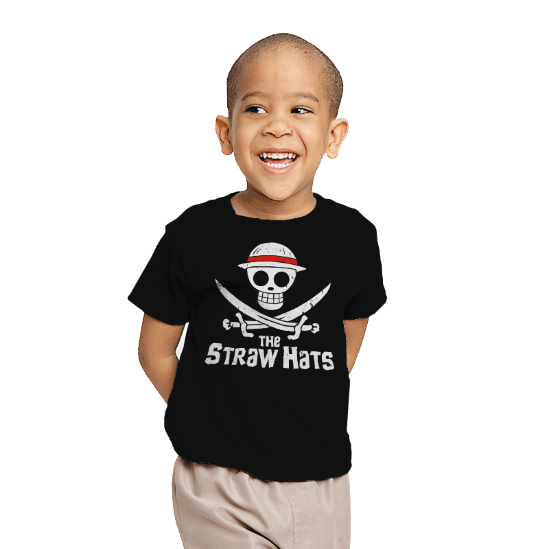 The Straw Hats - Youth - T-Shirts - RIPT Apparel
