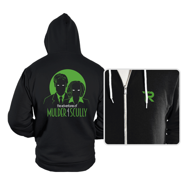 Spooky Adventures - Hoodies - Hoodies - RIPT Apparel