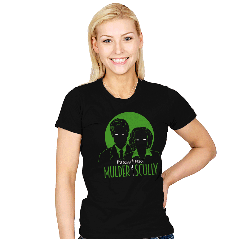 Spooky Adventures - Womens - T-Shirts - RIPT Apparel